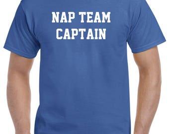 Nap Team Captain T Shirt