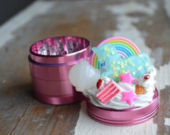 Unicorn Cupcake Grinder