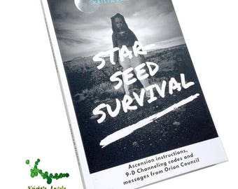 Starseed Survival -book signed copy