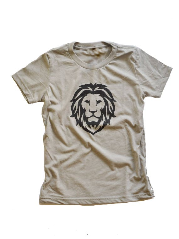 Lion Tee -Baby, Toddler, & Youth