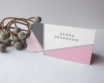 CHLOE // Wedding Stationery // Place Card