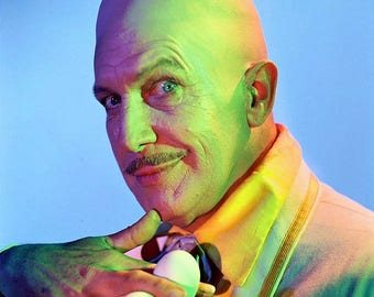 Vincent Price as Egghead in the TV series Batman , 1960's