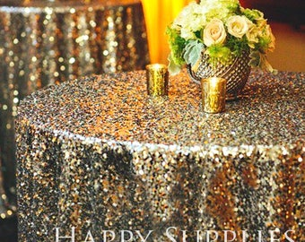 3mm High Density Sequin Tablecloth, Sequin Runner, Sequin Overlay, Sparkle  Linens, Party