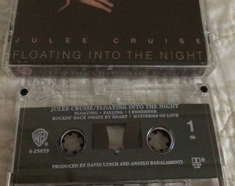 Julee Cruise Floating Into The Night Cassette Tape