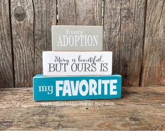Adoption gifts | Etsy