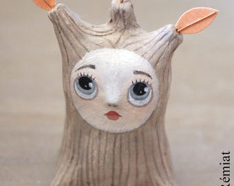 small #1 forest spirit