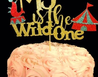 Circus cake toppers, 1st birthday cake topper, Circus 1st birthday, Wild One cake topper, Circus, Circus birthday decor, Circus theme