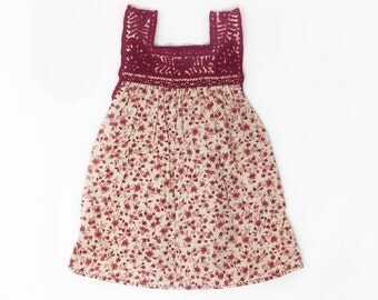 Mexican Baby top dress