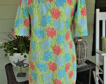 Women's Dress the Derby dress in Coarl Reef off the shoulder dress by Collyn Raye
