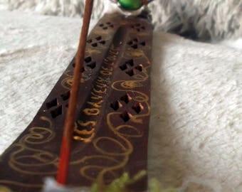 Magical incense holder