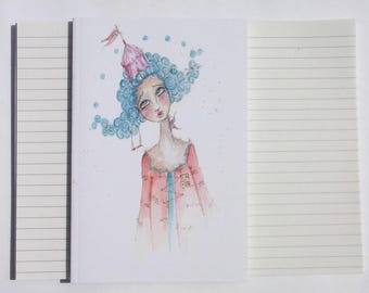 A6 Notebook ~ Life is a Circus