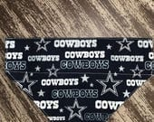 Collar Bandana & Accessory for Dogs and Cats  / NFL Football Dallas COWBOYS