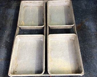 Divided Baking Pan Etsy