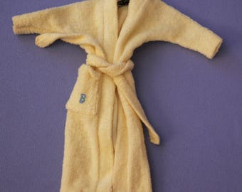 Vintage Barbie Singing in the Shower Belt and Robe, Fashion #988, Near Mint