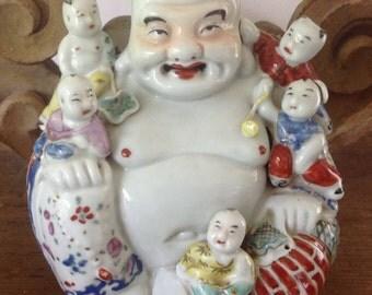 Chinese porcelaine Buddha