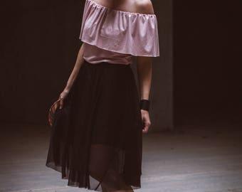 Top / Chic and Elegant Top  / BELO by Sonja Ravbar
