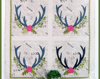 Nature Lover: a quilt pattern