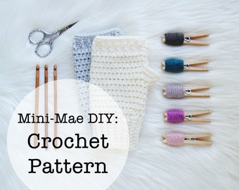 Crochet Mitten Pattern, Crochet Pattern, Crochet Glove Pattern, Fingerless Glove Pattern, Knit Mitten Pattern, Fingerless Mitten Pattern