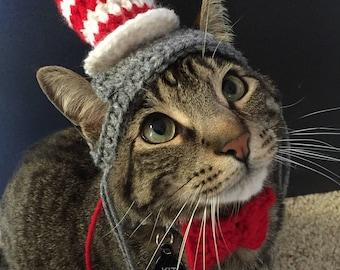 Tophat Cat Hat