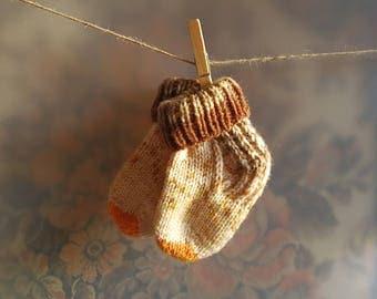 Baby Knee Socks Newborn Socks Knitted Baby Socks Knit Baby Socks Baby Socks Baby Gift Handknitted Socks  Kid Socks Toddler Socks 3-6 month