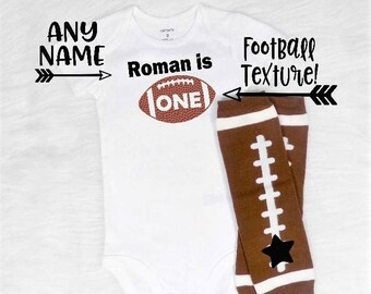 baby boy first birthday outfit boys first birthday outfit football first birthday football first birthday outfit football birthday shirt