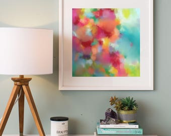 Abstract Art Painting | Modern Abstract Painting | Abstract Art | Modern Art Print | Original Abstract Painting | Home Decor