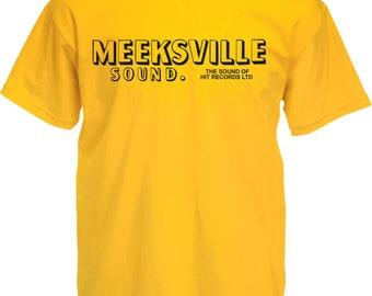 Meeksville T-Shirt - Joe Meek, 1960's, Various Colours
