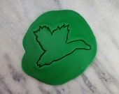 Duck Cookie Cutter Outline - SHARP EDGES - FAST Shipping - Choose Your Own Size!