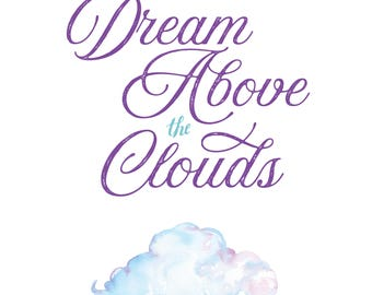 Dream Above the Clouds — Artwork