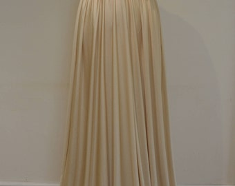 Infinity Dress Multiway Dress Convertible Dress Twist Wrap Dress Bridesmaid Dress Wedding Prom Evening Gold One Size Fits All