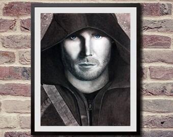 Art print limited edition - Arrow