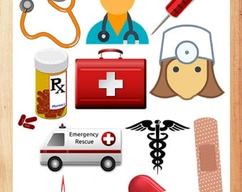 Medical doctor clipart