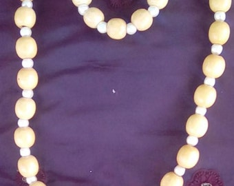 Woody Pearl w/ Bracelet