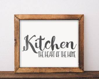 Kitchen Decor, printable, farmhouse, kitchen signs, kitchen wall decor, kitchen art, kitchen wall art, kitchen printables, kitchen prints