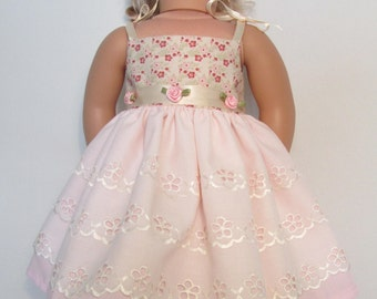 "18"" doll clothes * Our Generation Doll  Pink Party Dress  *"