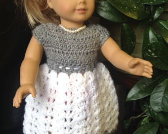 "Crochet 18"" Doll Clothes"