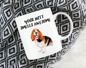 Basset Hound Mug,Basset Hound Gift,Dog Owner Mug,Dog Mug,Dog Lover Gift,Dog Owner Gift,Dog Mom Gift,Gift For Dog Lover,Dog Dad Gift,Dog Mom