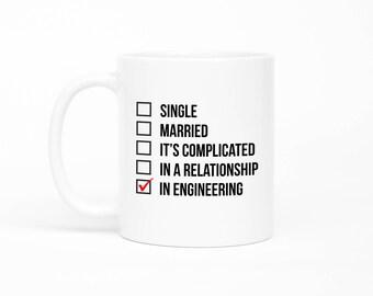 Engineer Mug, Engineering Mug, Engineer Gifts, Engineer Coffee Mug, Gifts For Engineers, Engineer Graduation Gift, Engineering Gifts