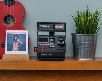 Polaroid OneStep Flash Camera