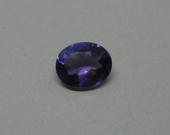 Natural Oval Amethyst