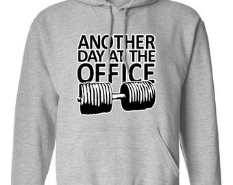 Another Day at The Office Adult Unisex Hoodie Hooded Sweatshirt Best Seller Designed Hoodies for Women / Men