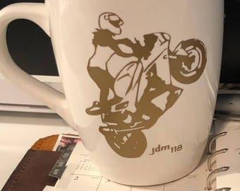 MotoQueen Mug