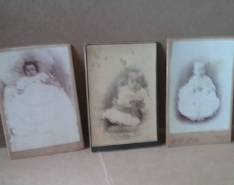 Baby Vintage Photographs