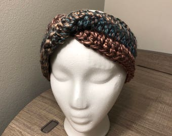 Multicolor Headband / Earwarmer