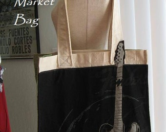 Not so Generic Market Bag-All-Played Out