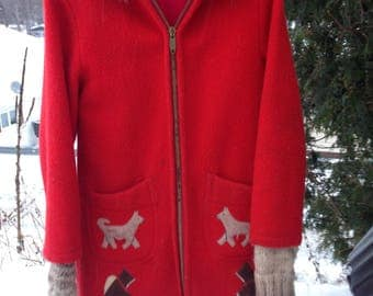 Inuvik Sewing Center Winter Parka