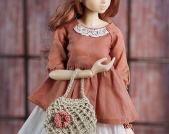 1/6 Scale - Crochet Mini Bag