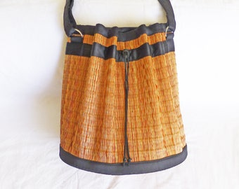Baskets of Cambodia • Tatami Bag • L
