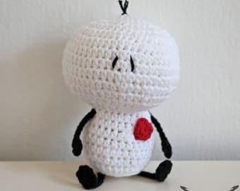 Crochet Bigli Migli Doll Boy