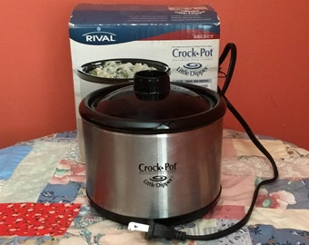 Rival Crock Pot Etsy